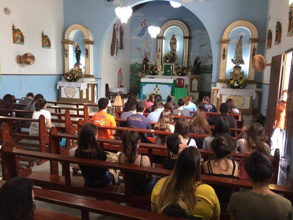 Comunidade Igreja Sta Isabel