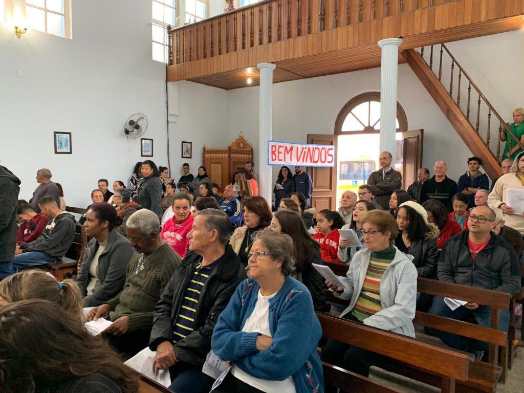 Comunidade Meio Serra - Igreja Sao Sebastiao
