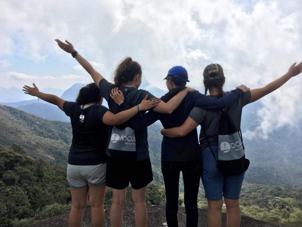 Missionarias grupo Focus